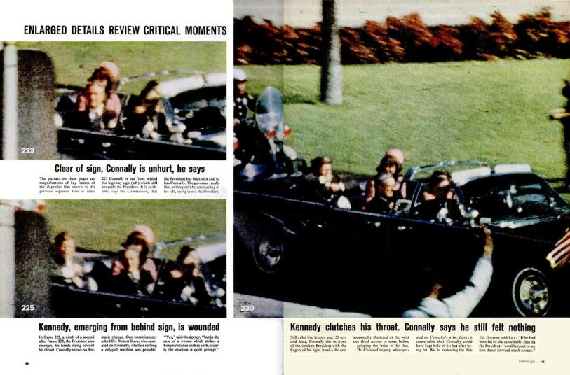 an american mystery the assassination of president john fitzgerald kennedy The bipartisan presidential commission to investigate the assassination of president john f kennedy assassination of john fitzgerald kennedy american.